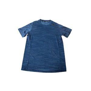 Adidas Climalite Soft Blue Athletic Tee Shirt